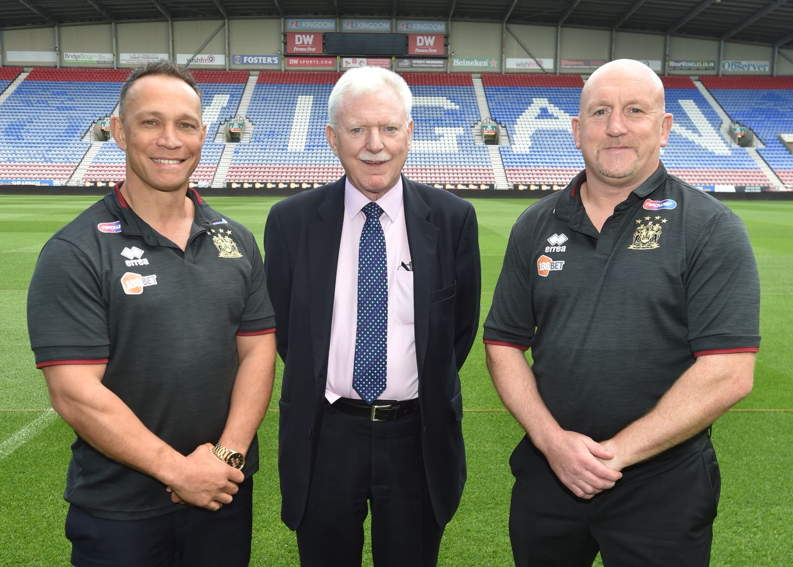 Lenagan looking forward to a new era