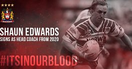 Edwards & Lam return to Wigan