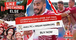 Challenge Cup Final Details