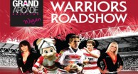 Warriors Roadshow This Saturday