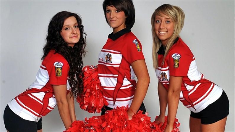 Wigan girls