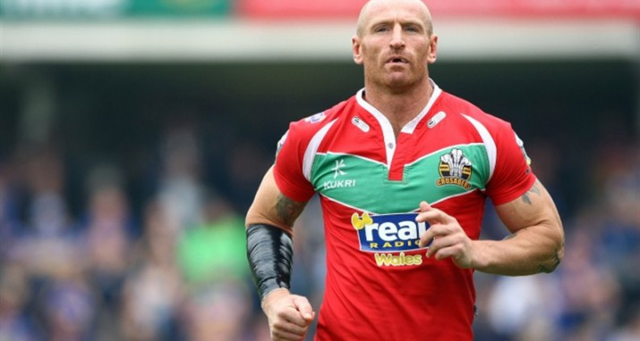 Gareth Thomas Becomes World Cup Ambassador