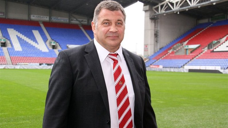 Wane Says Squad are Progressing Well