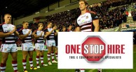 One Stop Hire Support Fan Day
