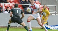 Charnley Scores 4 on Debut