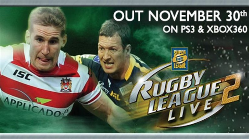 Members Invited to Rugby League Live 2 Preview Event