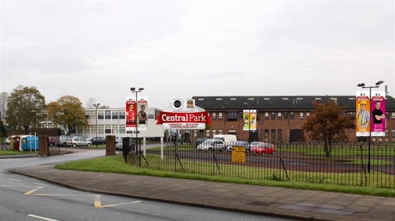 Wigan Warriors Car Park