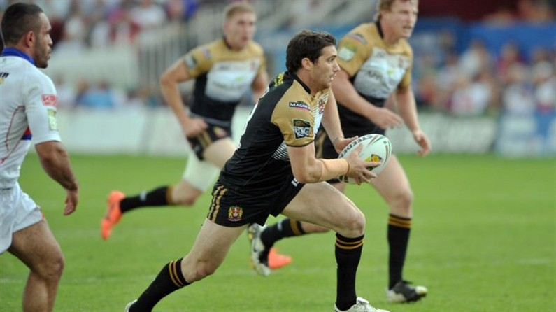 Smith Looking Forward to 2013
