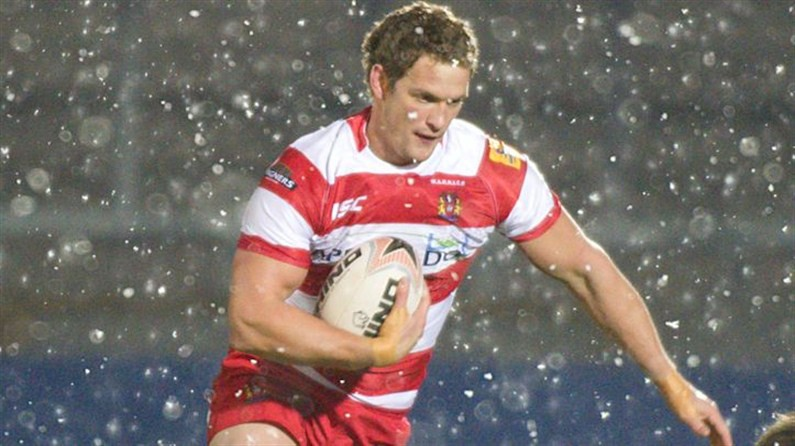 Warriors Name Salford Squad