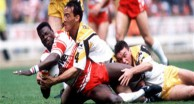 Offiah Named as RLWC Ambassador