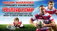 Warriors Launch Half-Term Player Camp