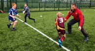 Half-Term Player Camp Day One