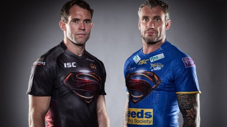Warriors and Rhinos set for Man of Steel Challenge