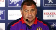 Wane Thrilled with Win