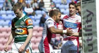 Wigan into Cup Quarter Final