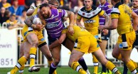 Warriors to Face Tigers in Cup