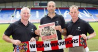 Royal Marines Help Launch Tickets for St Helens Clash