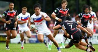Warriors Sign Tautai
