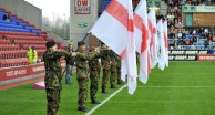 Warriors Celebrate Armed Forces Day