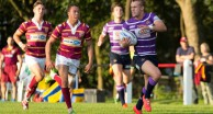 Wigan Warriors Under 19's Win in Huddersfield