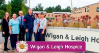 Help Support Wigan & Leigh Hospice at Tomorrows Game