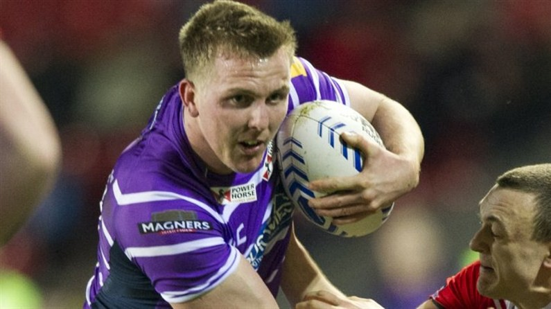 Sarginson Nominated for Young Player of the Year