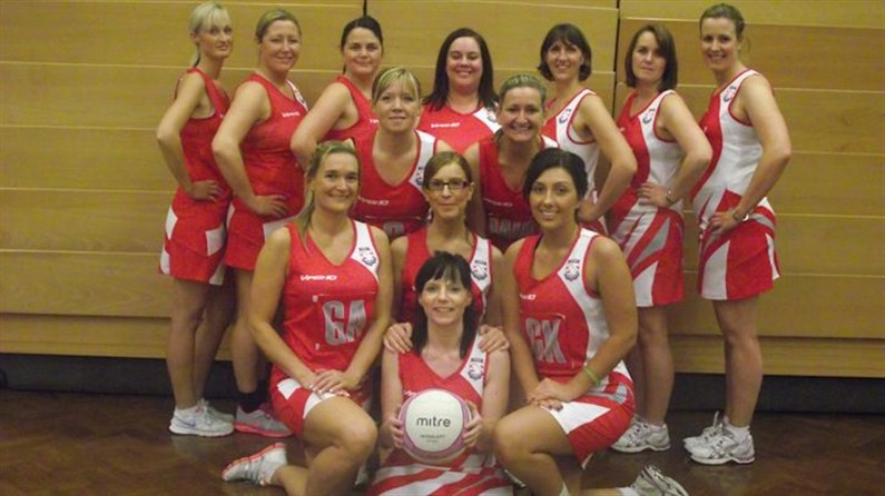 Warriors Netball Complete The Double