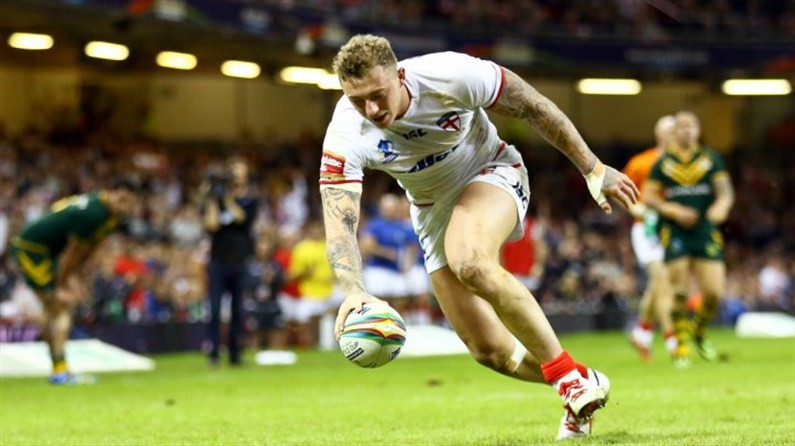 Charnley Hoping To Take Australia Out