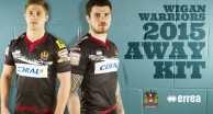 Warriors Launch New Away Shirt