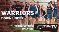 Warriors Down Under Exclusives on Wigan TV