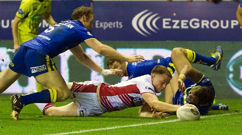 Five to Remember 2014 - Warriors Defeat Wire