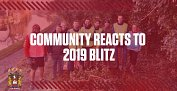 Community reacts to 2019 Blitz
