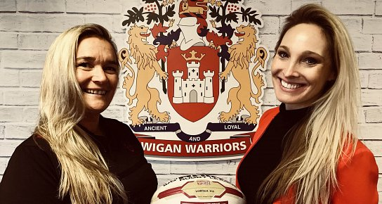 Warriors Women Launch