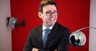 Burnham Appointed President