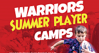 Warriors Biggest Ever Camp's Continue
