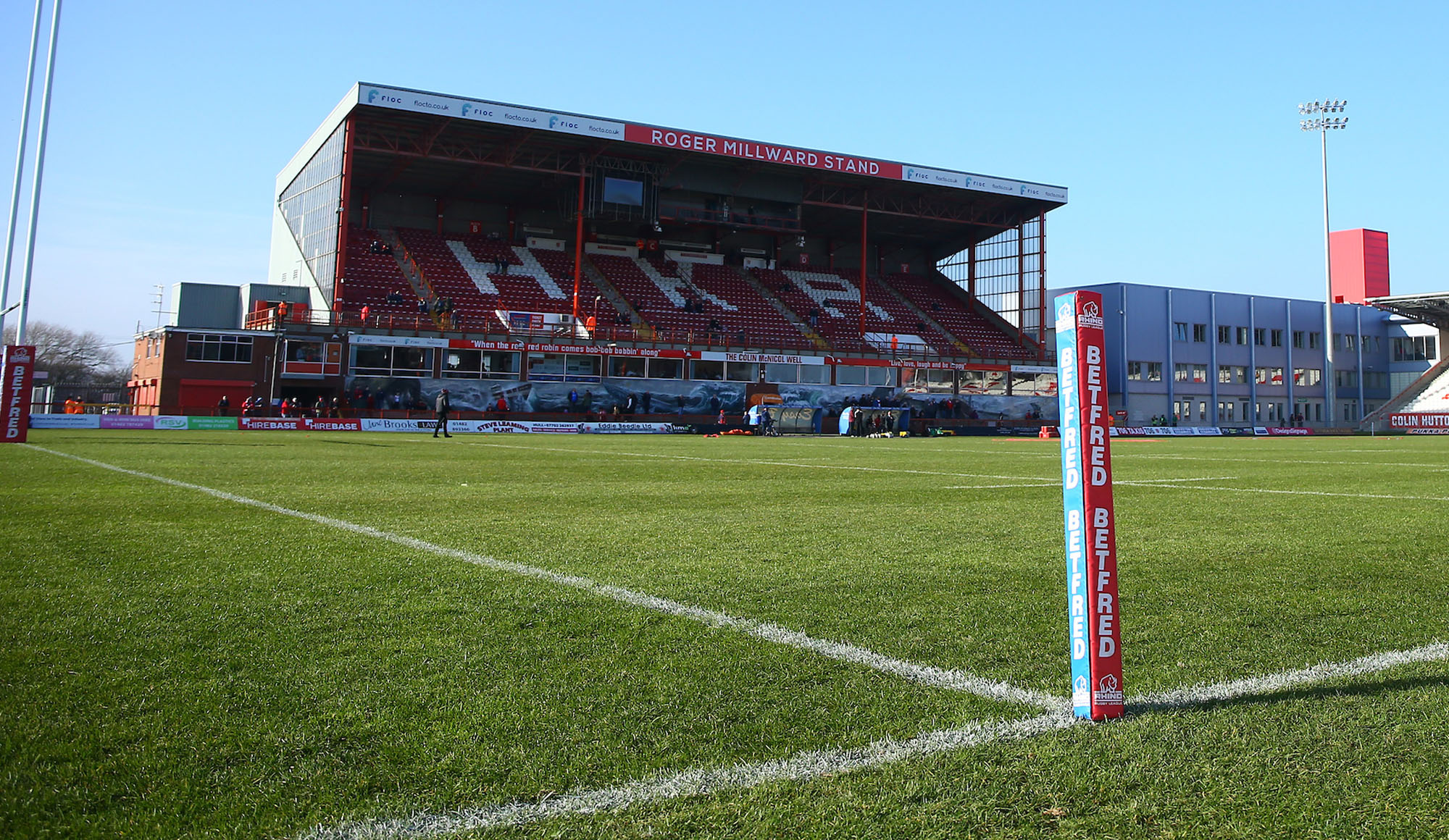 Hull KR tickets