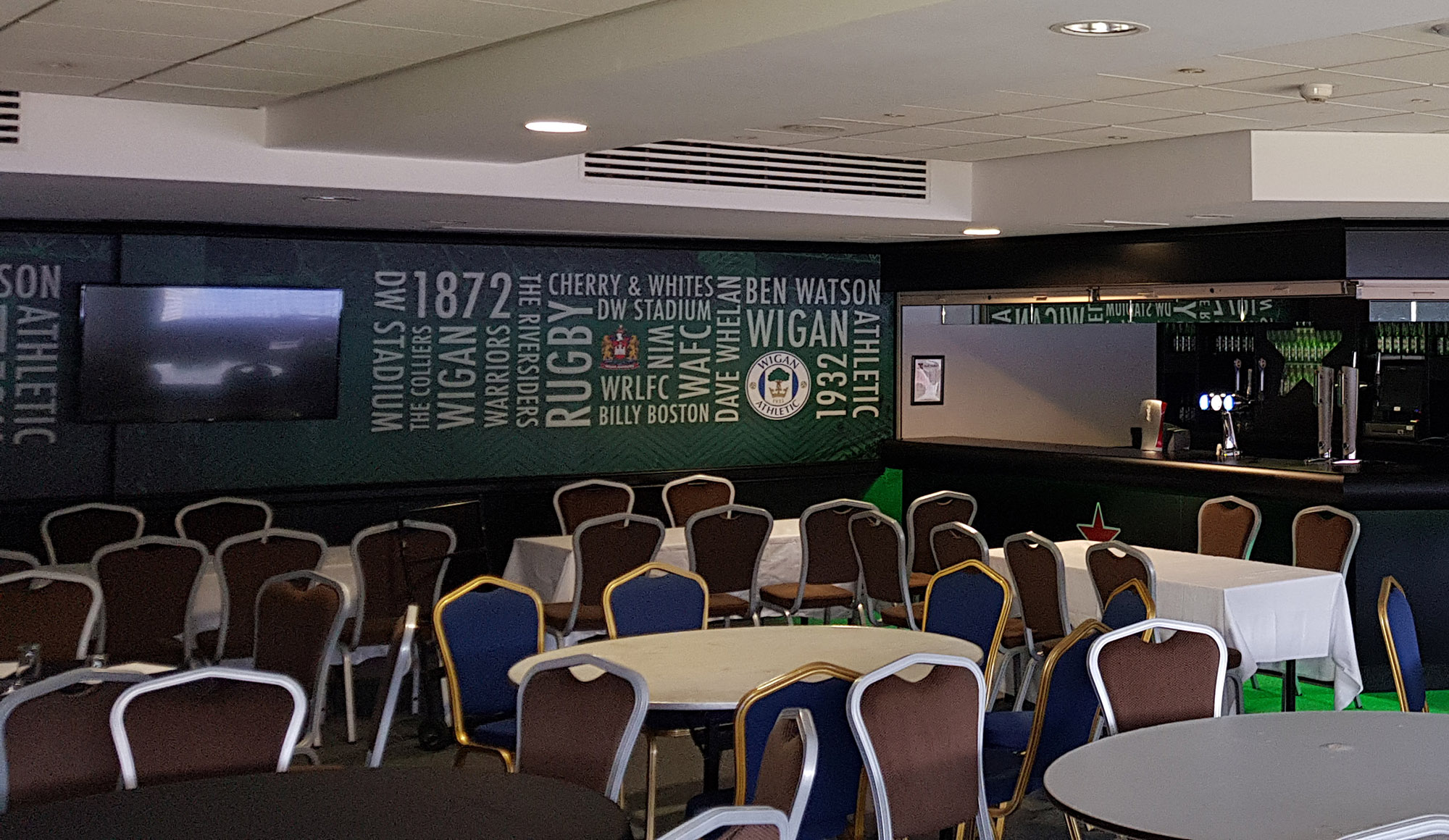 New lounge for Leeds
