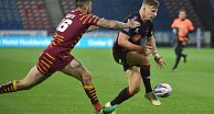 Wigan edge the Giants
