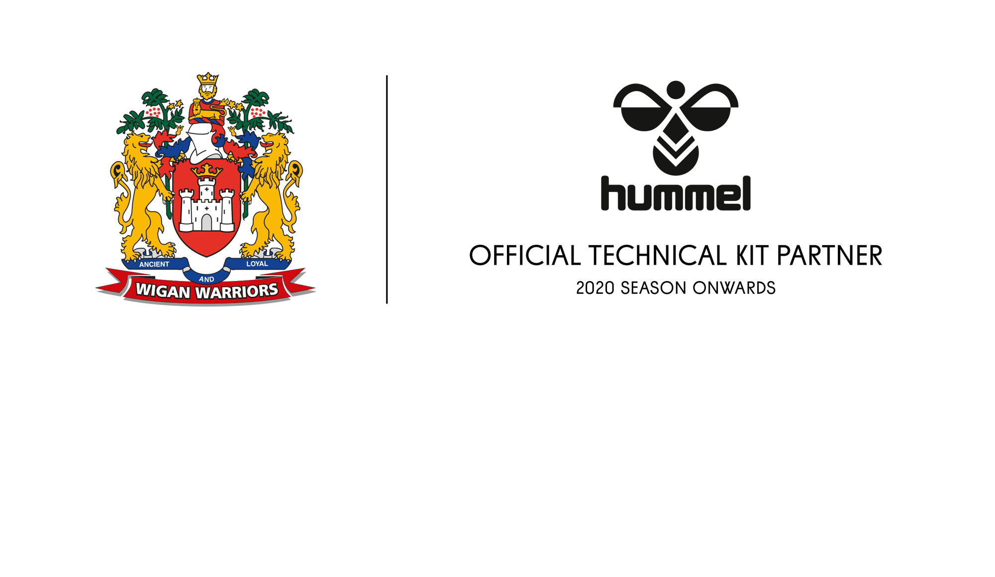 Wigan Warriors Announce New Kit Deal With hummel