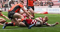 Under 19s: Hull 14 Wigan 48