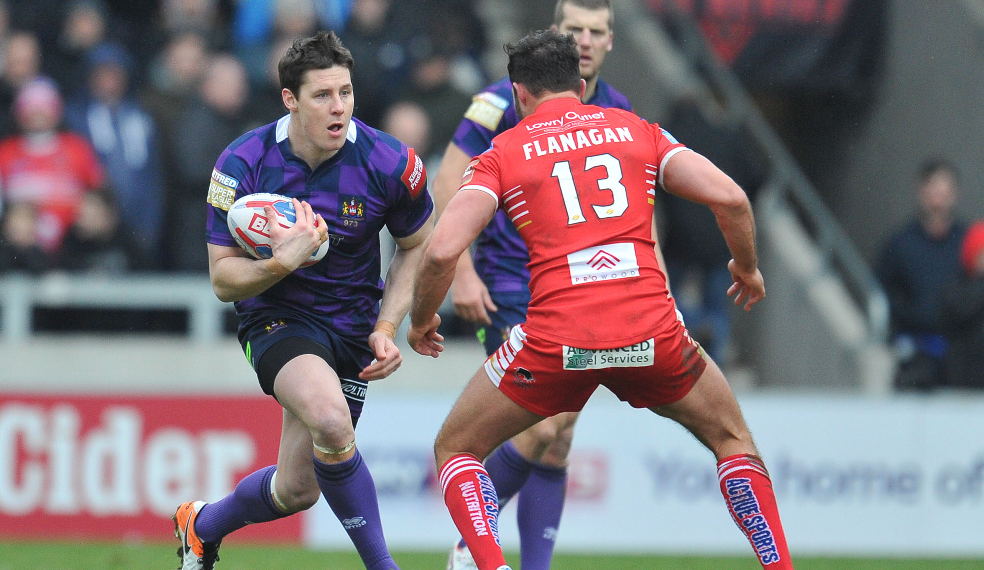 Factfile: Challenge Cup Semi