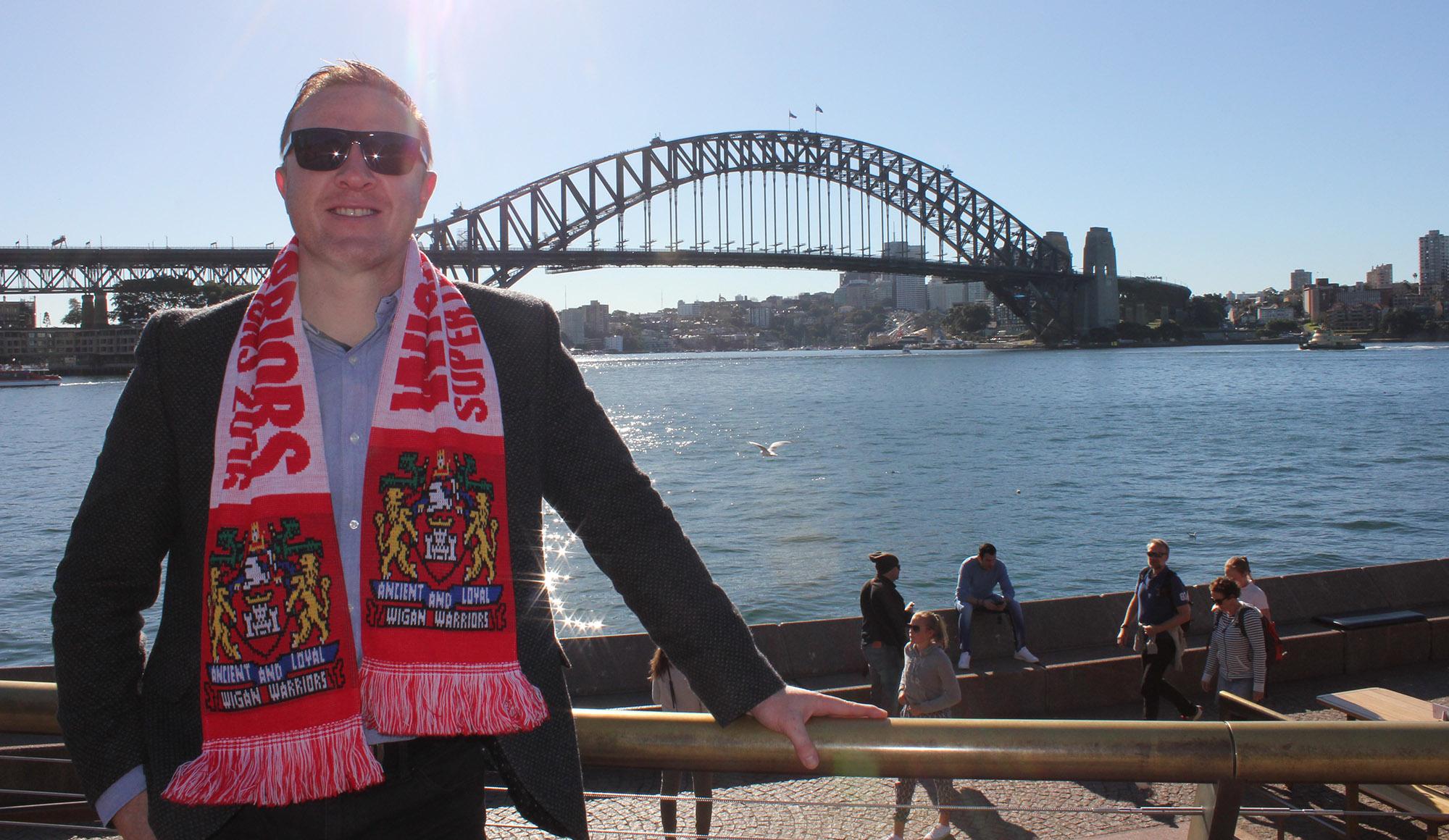 Kris Radlinski NSW Blog | News | Wigan Warriors