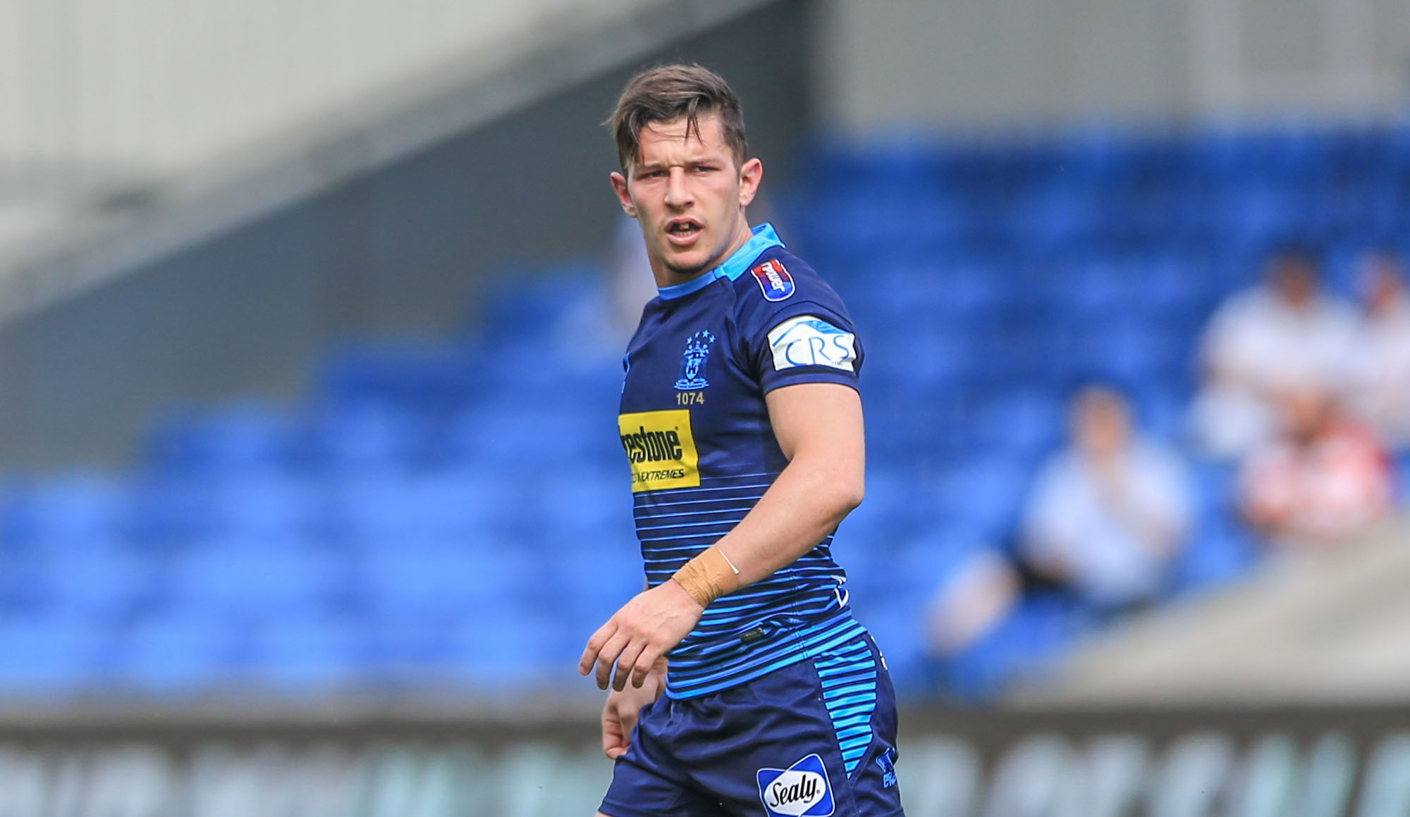 Wigan loan Escaré to Wakefield
