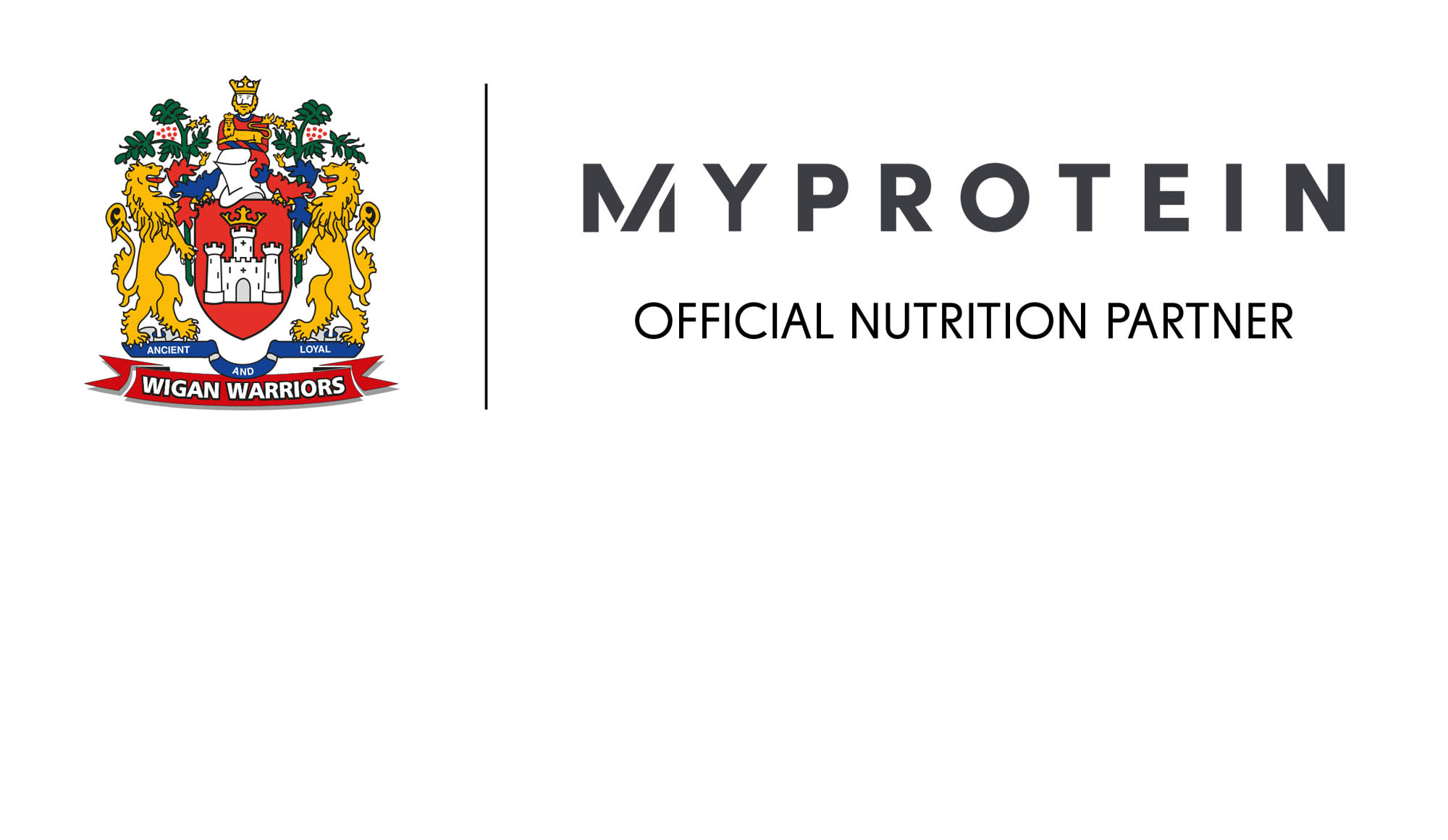 Wigan Warriors fuelled by Myprotein