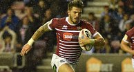 Gildart named in Italy Squad