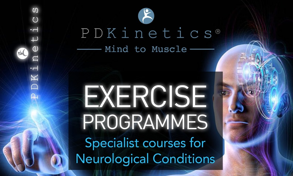 Foundation partner with PD Kinetics