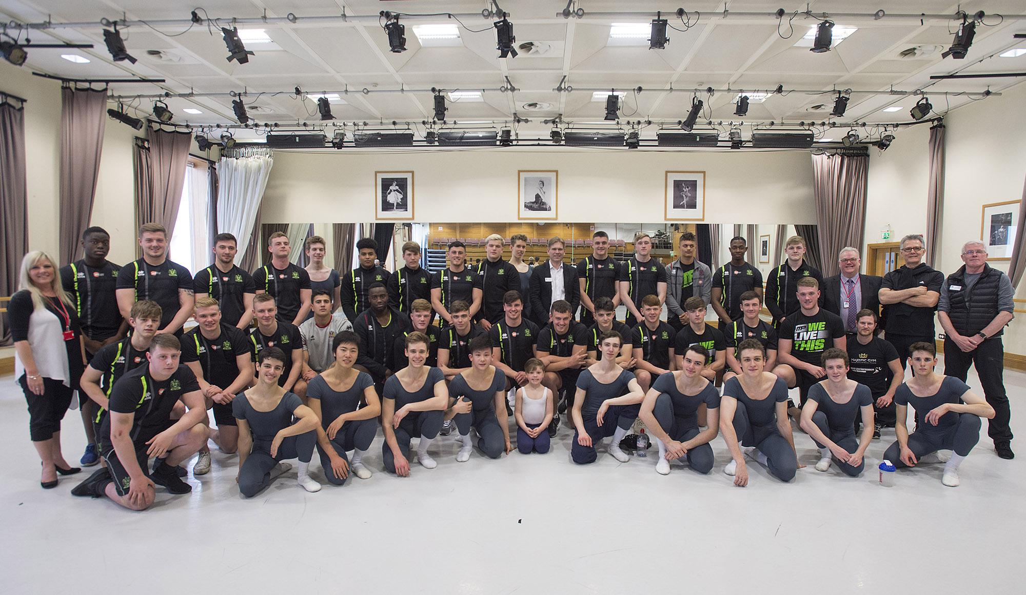 Academy Visit The Royal Ballet