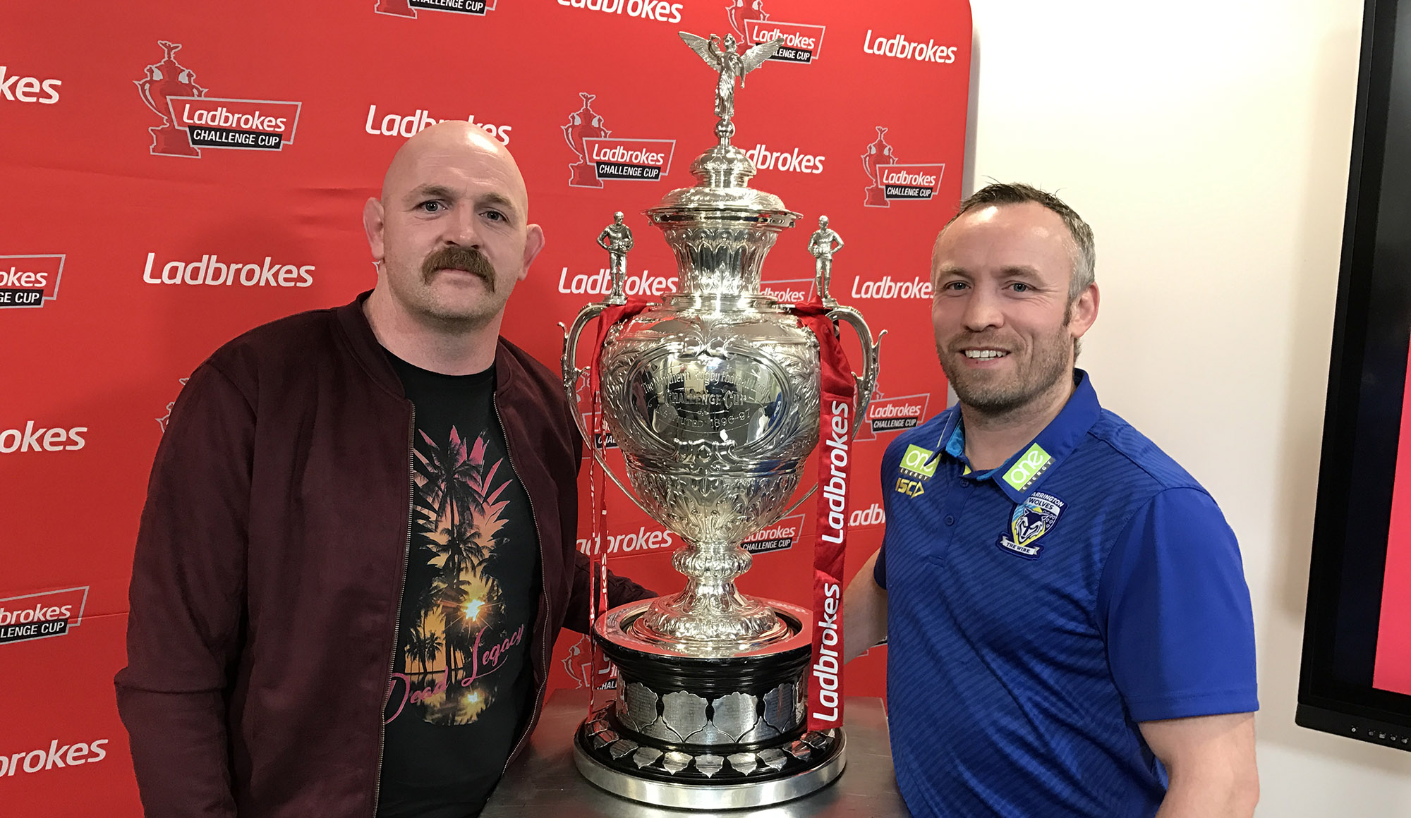 Challenge Cup Draw