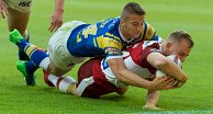 Wigan Warriors brush aside Rhinos