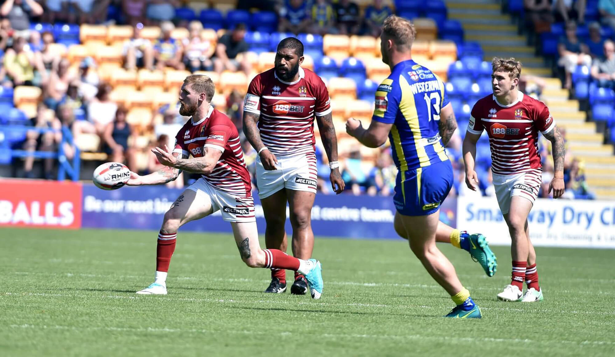 Tomkins Delighted to Progress